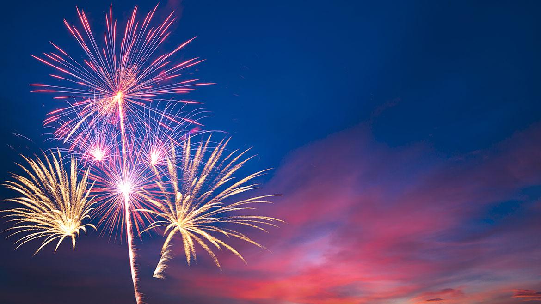 Firework Displays near Exeter