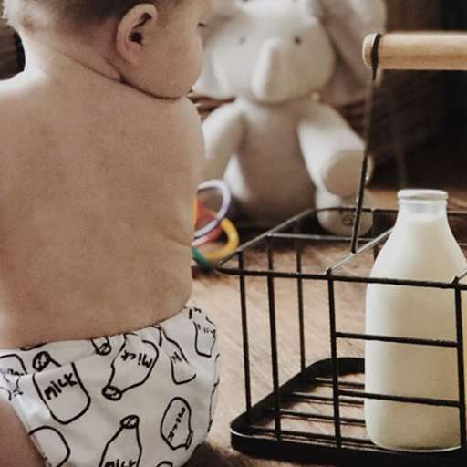 5 Reasons why lockdown is the best time to try reusable nappies.