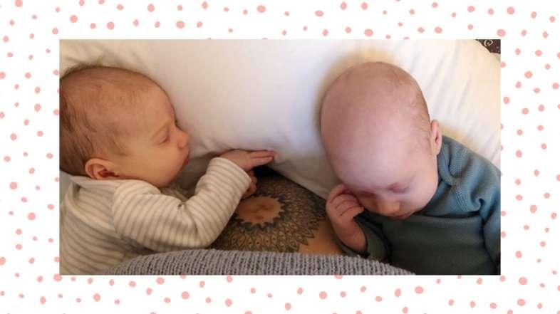 Esme & Iris's Breastfeeding Story