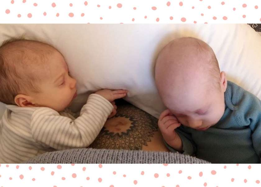 Esme & Iris's Breastfeeding Story
