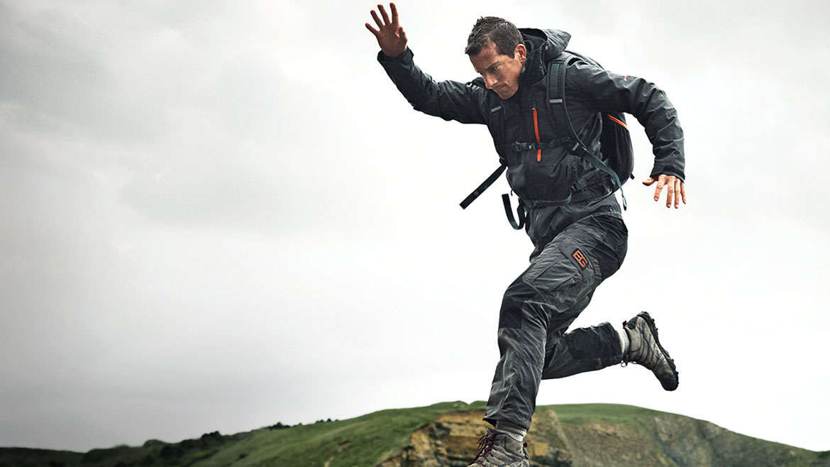 Gone Wild: Bear Grylls, Adventure & Family Friendly festival at Powderham Castle