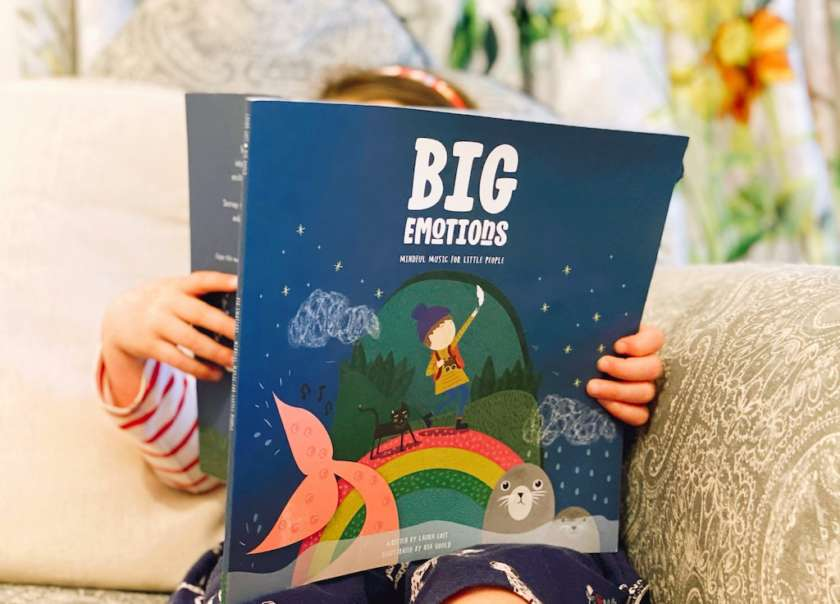 Big emotions: Mindful Music for Little People