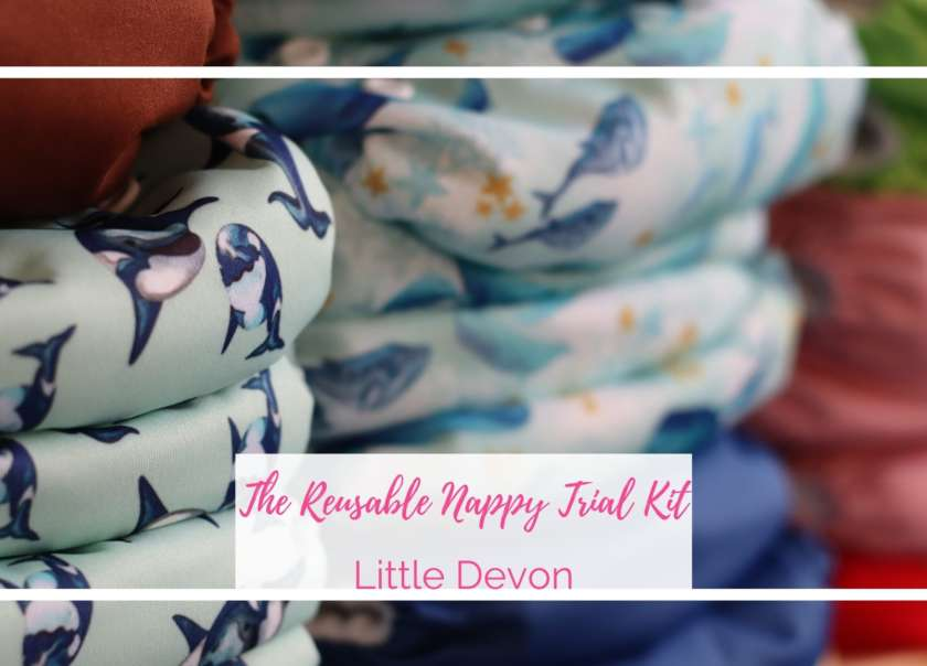 The Real Nappy Trial Kit – How we got on
