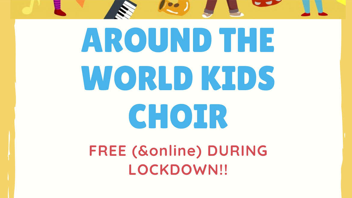 Around the World Kids Choir