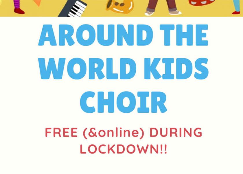 Around the World Kids Choir