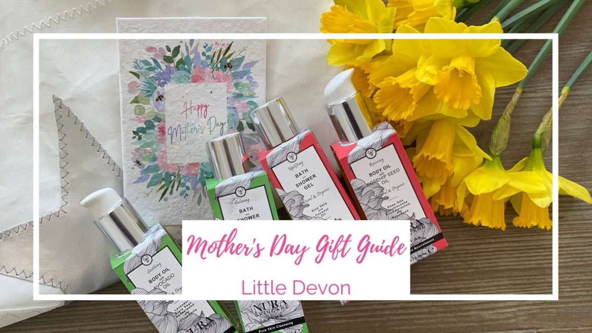 The Best Devon-made gifts for Mums this Mother's Day 2021.