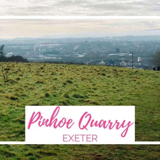 Pinhoe Quarry Walk, Exeter