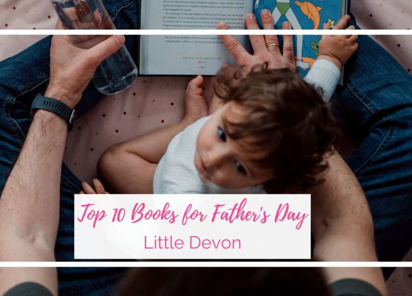 10 Best Books for Father's Day