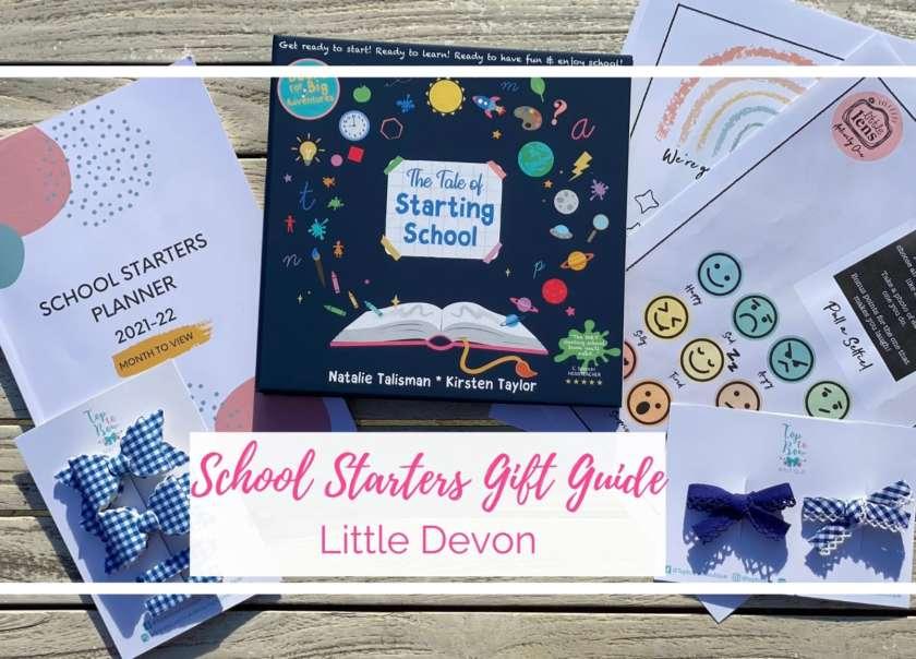 School Starters Gift Guide